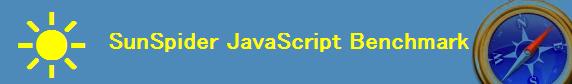 SunSpider JavaScript Benchmark