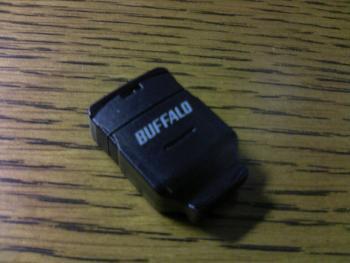 BUFFALO Micro SD カードリーダー