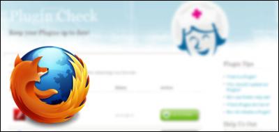 Firefox Plugin Check