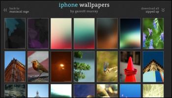 iPhone Wallpapers by Garrett Murray