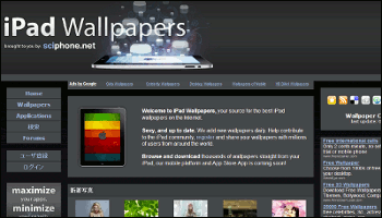 iPad Wallpapers - The Best iPad Wallpapers on the Internet