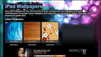 iPad Wallpapers, iPad Themes, iPad Backgrounds