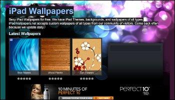 iPad Wallpapers, iPad Themes, iPad Backgrounds
