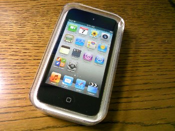 iPod touch 4