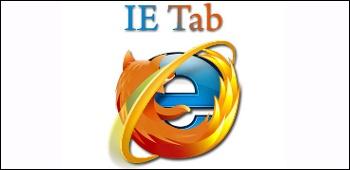 IE Tab