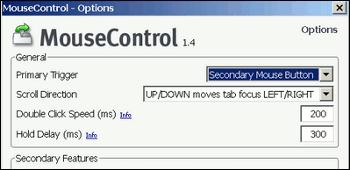 MouseControl
