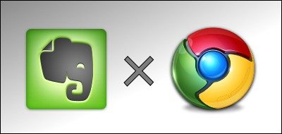 Open Evernote in Chrome