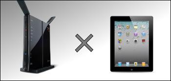 BUFFALO AirStation iPad 2