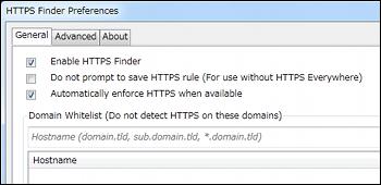 HTTPS Finder