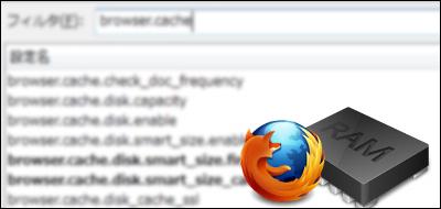 Firefox RAM