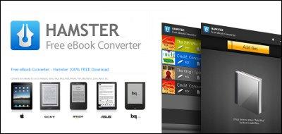 Hamster Free eBook Converter
