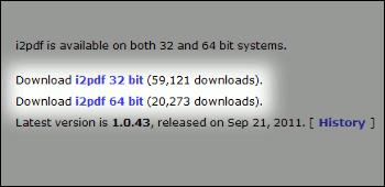 i2pdf download