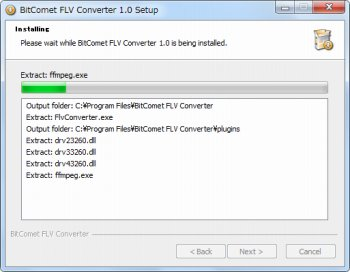 BitComet FLV Converter