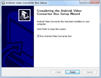 Android Video Converter Box