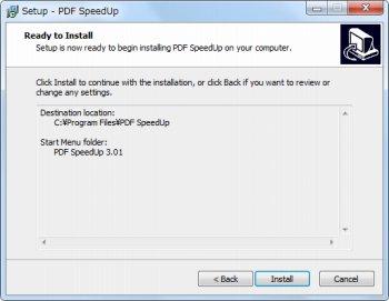 PDF SpeedUp