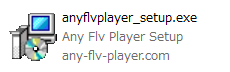anyflvplayer setup.exe
