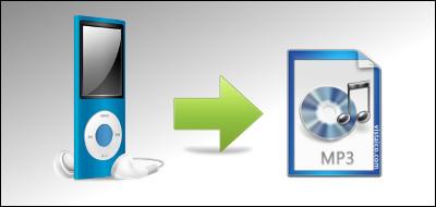 iPodから音楽を復元