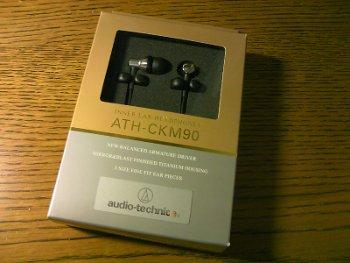 ATH-CKM90