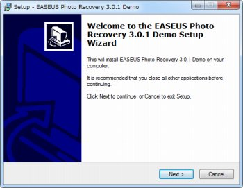 EaseUS Photo Recovery