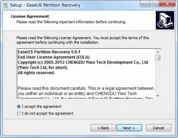 Easeus Partition Recovery