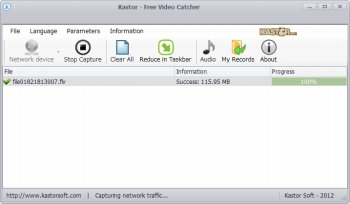 Free Video Catcher