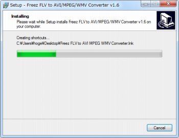 Freez FLV to AVI MPEG WMV Converter
