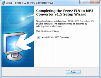 Freez FLV to MP3 Converter