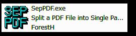SepPDF.exe