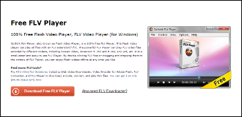 Sothink FLV Player ダウンロード